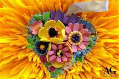 Cuore floreale