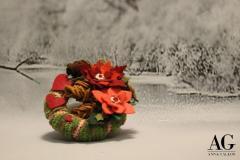 Coroncina natalizia